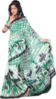 Shree Vaishnavi Printed, Self Design Bollywood Handloom Cotton, Brasso Sari best price on Flipkart @ Rs. 735
