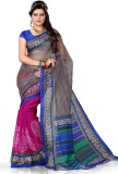 Aashita Printed Daily Wear Net Sari