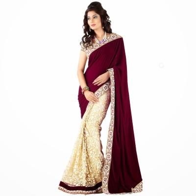 Vardhman Synthetics Printed Fashion Georgette Sari