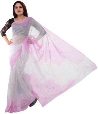 Samadhi Sarees Polka Print Coimbatore Cotton Sari