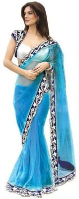 Mastani Embriodered Fashion Net Sari