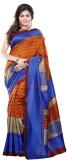 Shoppyzip Printed Bhagalpuri Silk Saree ...