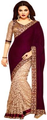 ReadyLook Embellished Fashion Brasso Sari