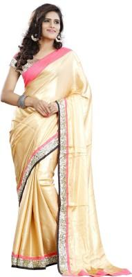 SJTrendz Embriodered Bollywood Georgette Sari