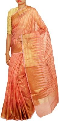 Unnati Silks Woven Daily Wear Net Sari