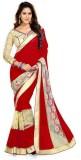 RajLaxmi Solid Bollywood Chiffon Sari