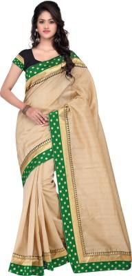 Sarvagny Clothing Solid Patola Art Silk Sari