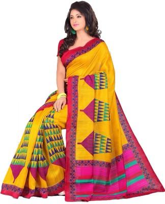 Swaranjali Self Design Fashion Art Silk Sari