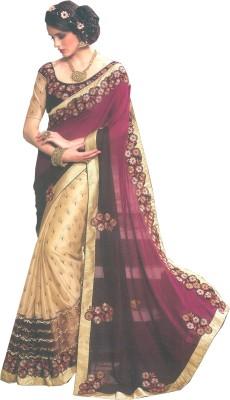 A Square Jodhpur Self Design Fashion Net Sari