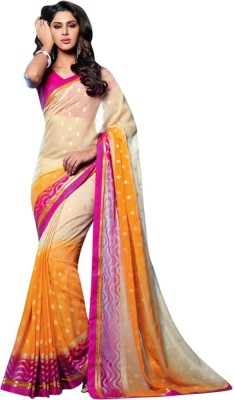 Vishal Prints Printed Fashion Chiffon Sari