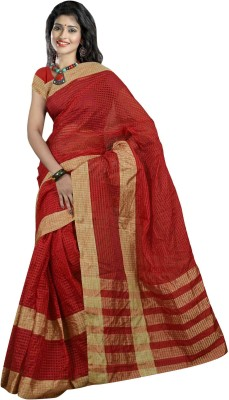 VASOYAFASHION Printed Daily Wear Cotton Sari