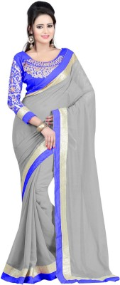 yanatextile Printed Fashion Georgette Sari