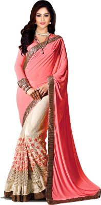 Naresh Sarees Embriodered Daily Wear Georgette Sari