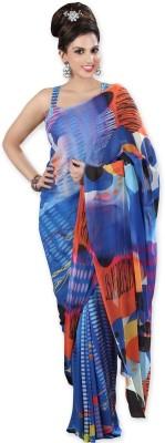 Shivam Fashions Printed Fashion Chiffon Sari