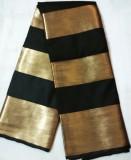 Gangamai Striped Fashion Poly Silk Saree...