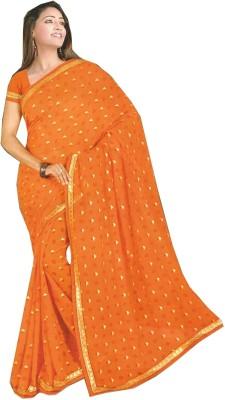 Swaman Printed Fashion Georgette Sari