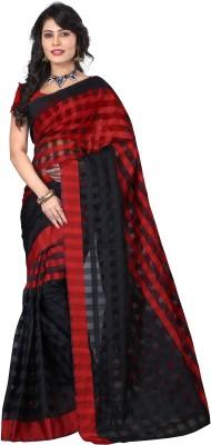lajo fashion Printed Fashion Silk Cotton Blend Sari