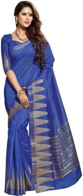 Kuberan Striped Daily Wear Silk Sari