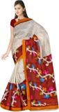 Raviraj Printed Bhagalpuri Silk Cotton B...