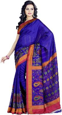 Shree Vaishnavi Printed Bollywood Silk Sari