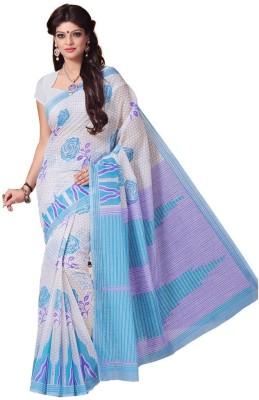 Rangsthali Printed Fashion Cotton Sari