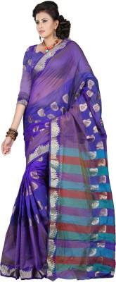 Deal Fashion Plain Fashion Banarasi Silk Sari