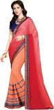 Pihar Embriodered Fashion Georgette Sari