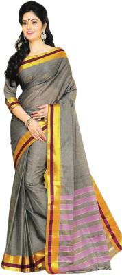 Aswani Self Design Fashion Cotton Sari