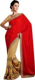Saroj Sarees Embroidered Bollywood Georg...