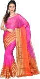 Cinnamonn Striped Fashion Cotton Saree (...