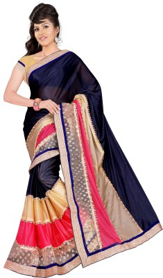 Gopal Retail Self Design Bollywood Lycra Sari