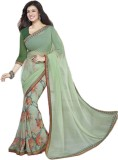 Hian Printed Bollywood Georgette Saree (...
