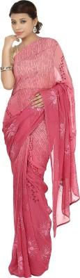 Gopalka Prints Embellished Fashion Georgette Sari