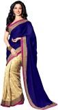 Sareeberry Embellished Bollywood Satin S...
