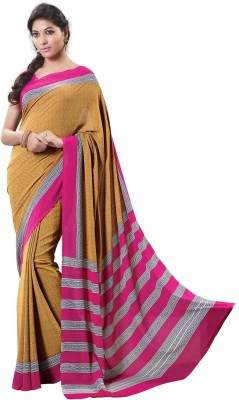 Fashionate Printed Fashion Crepe Sari