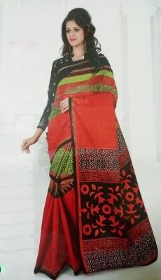 Saavitri Printed Fashion Cotton Sari
