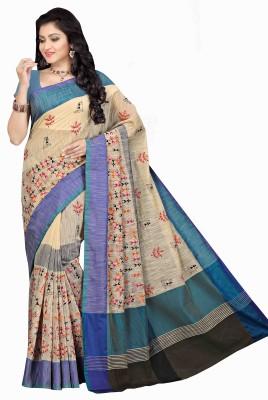 Sonal Saree Embriodered Bollywood Cotton Sari