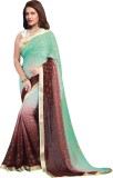 Sthri Embellished Bollywood Synthetic Ge...