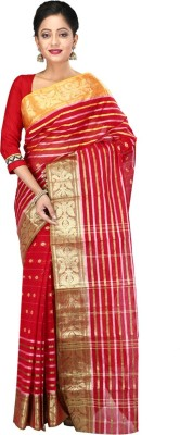 Hawai Self Design Tant Cotton Sari