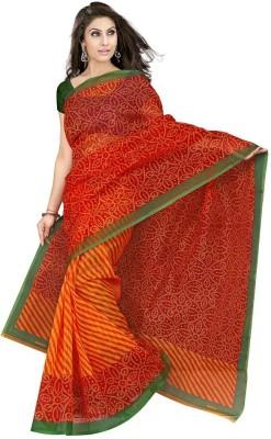 Mahaprabhu Printed Daily Wear Cotton Sari