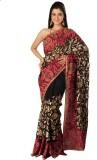 Tulaasi Embroidered Mysore Net Saree (Re...