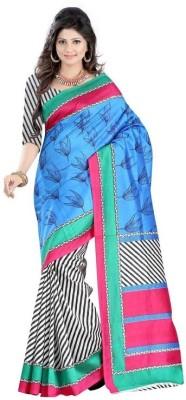 Henna Trendz Printed Fashion Georgette Sari