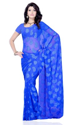 Dream Saree Printed Fashion Jacquard Sari