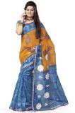 Adah Fashions Printed Daily Wear Net Sar...