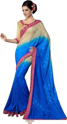 Vonage Embriodered Fashion Georgette Sari
