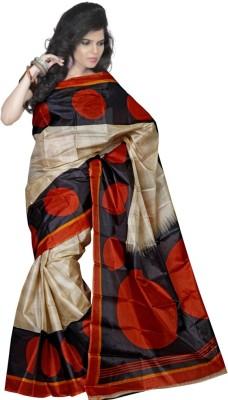 Sheryl Trendz Printed Fashion Art Silk Sari