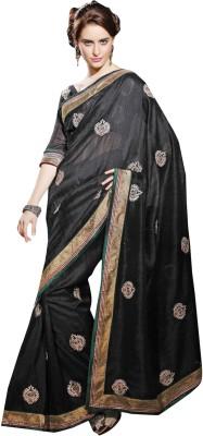 Nanda Silk Mills Self Design Bhagalpuri Silk Sari