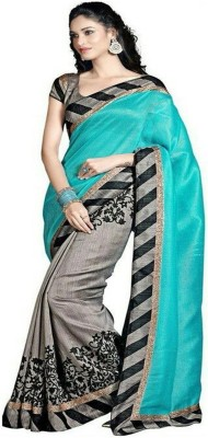 Divine Self Design Bhagalpuri Handloom Cotton Sari