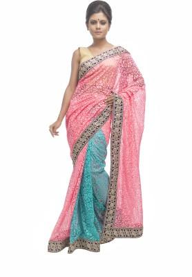 Retaaz Self Design Fashion Brasso Sari