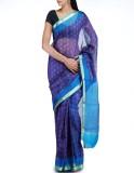 Unnati Silks Self Design, Printed Kota D...